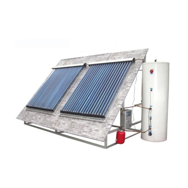 Saulės kolektorių sistema